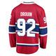Breakaway (Home) Drouin - Men's Hockey Jersey - 0