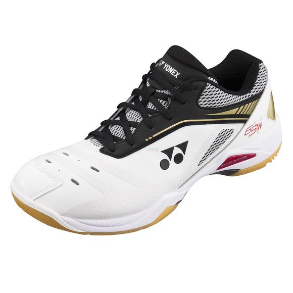 Power Cushion 65X (Large) - Chaussures de court intérieur pour homme