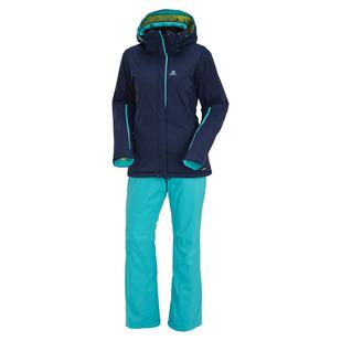 Open W - Women's Winter Jacket and Pants