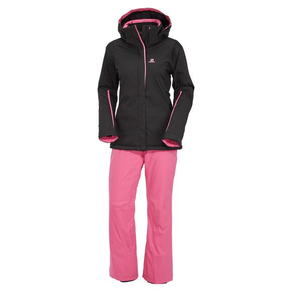 Open W - Manteau et pantalon d'hiver pour femme