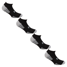 Heatgear Tech No Show - Men's Ankle Socks (Pack of 4 pairs)