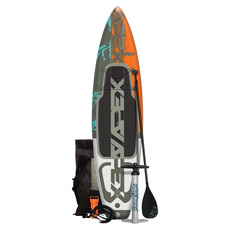 Apex Inf - Inflatable Paddleboard (SUP) with accessories