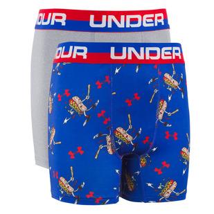 Homerun Hot Dog - Boys' Boxer Shorts (Pack of 2)