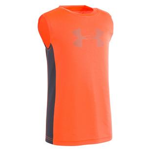 Muscle Jr - Boys' Sleeveless T-Shirt