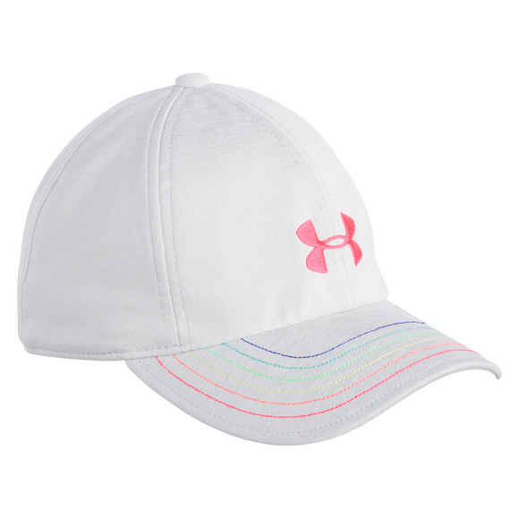 24fcd5989366f UNDER ARMOUR Twist Jr - Girls  Adjustable Cap