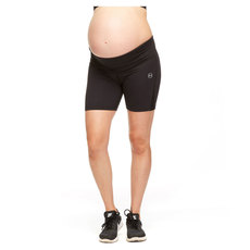 Power - Maternity Fitted Shorts