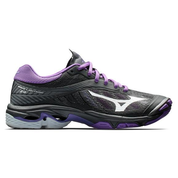 Wave Lightning Z4 - Chaussures de court intérieur pour femme