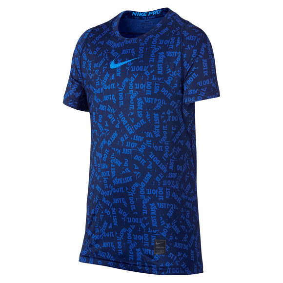 Pro Jr - T-shirt d'entraînement pour garçon