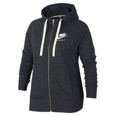 Sportswear Vintage - Women's Full-Zip Hooded Jacket