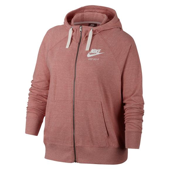 e1aa2f8f2cb6 NIKE Sportswear Vintage - Women s Full-Zip Hooded Jacket