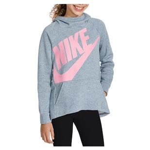 Sportswear Jr - Chandail à capuchon pour fille