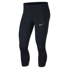 Racer - Women's 3/4 Running Tights (Crops)