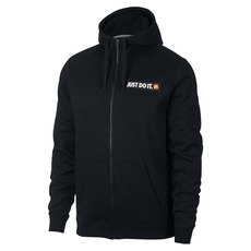 Sportswear - Men's Full-Zip Fleece Hoodie
