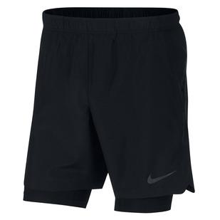 Challenger - Men's 2-in-1 Running Shorts