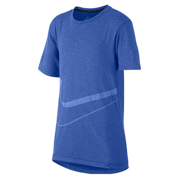 Breathe Jr - T-shirt d'entraînement pour garçon