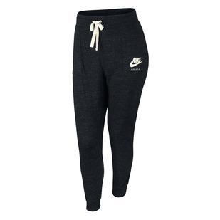 Sportswear Gym Vintage (Taille Plus) - Pantalon en molleton pour femme