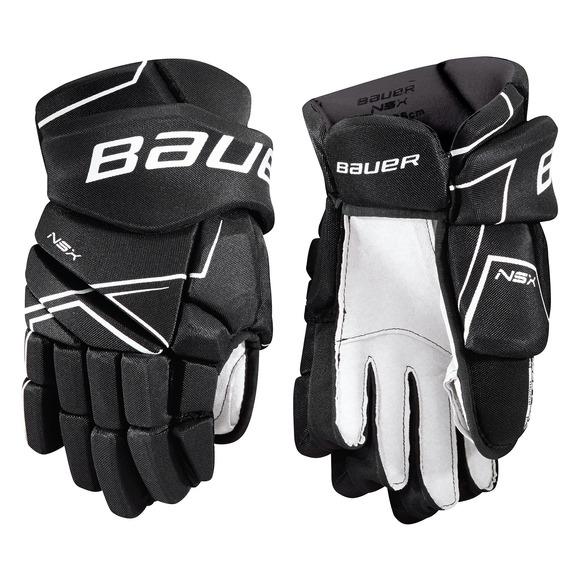 S18 NSX Jr - Junior Hockey Gloves