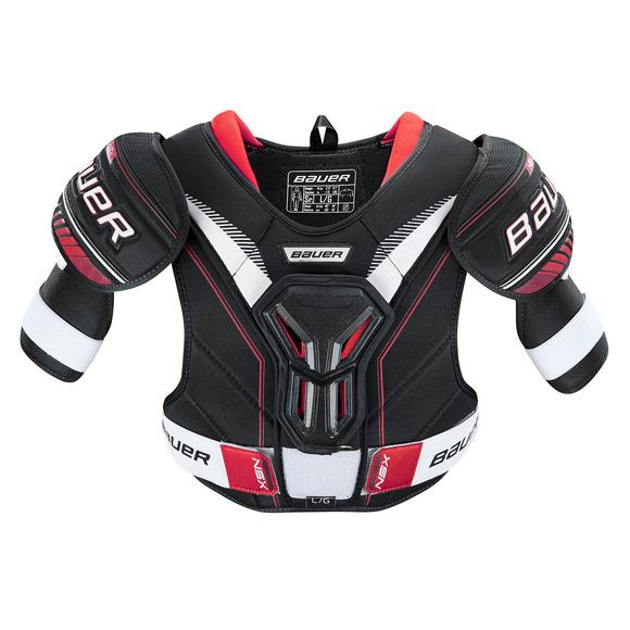 S18 NSX Jr - Junior Hockey Shoulder Pads