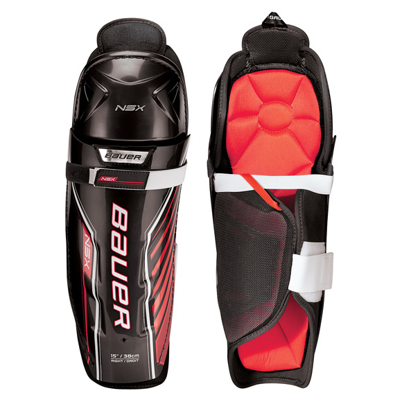 S18 NSX Jr - Junior Hockey Shin Guards