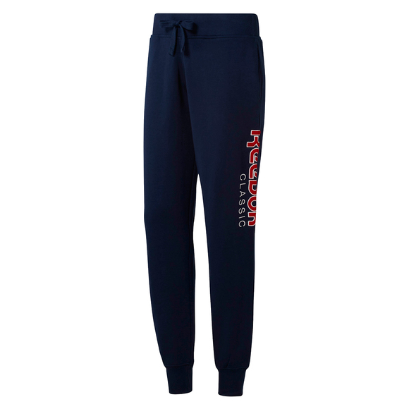 REEBOK-CLASSIC Graphic - Women s Fleece Pants  7576150185db