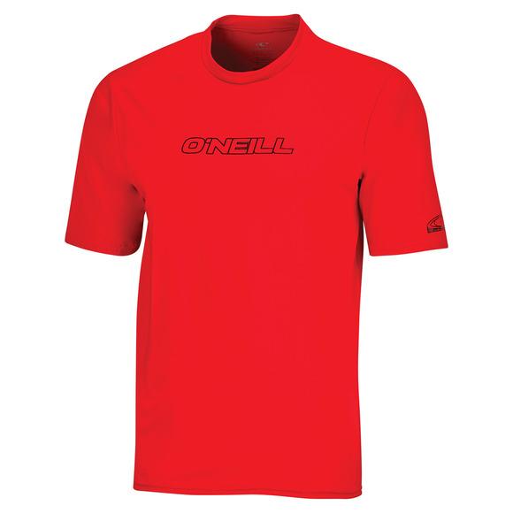 Basic Skins - T-shirt de plage pour homme
