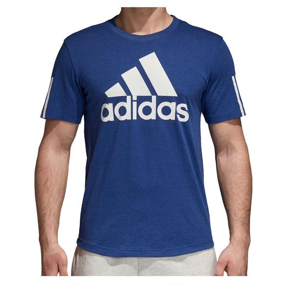 fcbdf1a7025 ADIDAS Sport ID Logo - Men's T-Shirt   Sports Experts