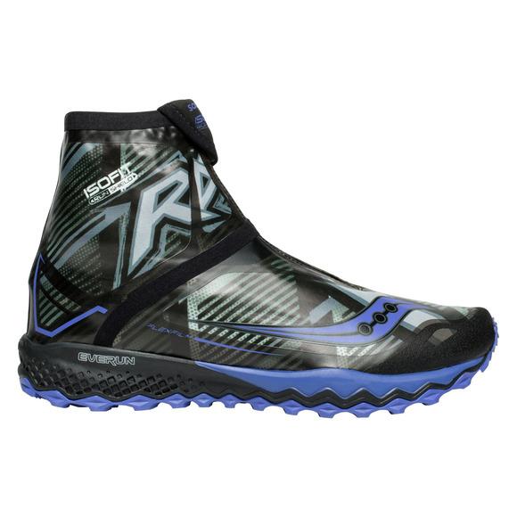 Femme Razor Chaussures Sur Saucony Ice Pour Sentier Course De OgwfWqZ