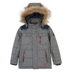 Axel - Manteau à capuchon pour garçon