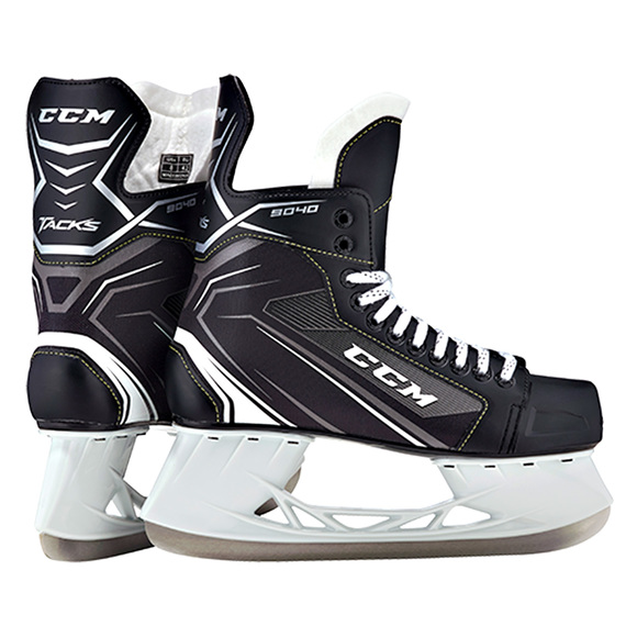 Tacks 9040 Jr - Patins de hockey pour junior