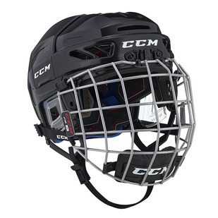 FL3DS Jr Combo - Junior Hockey Helmet And Wire Mask
