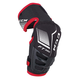 Jetspeed FT350 Jr - Protège-coudes de hockey pour junior