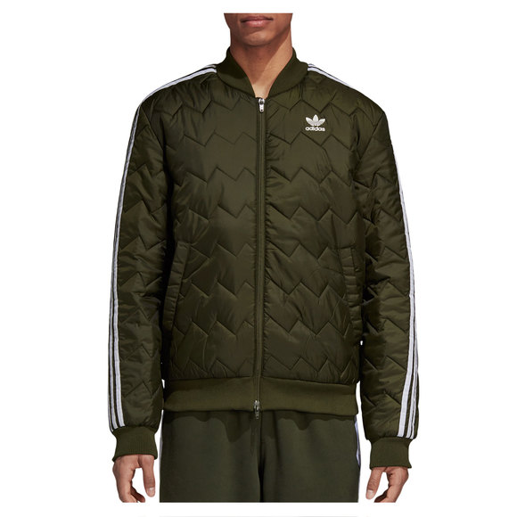 32b450a34c03 ADIDAS ORIGINALS SST Quilted - Men's Jacket | Sports Experts