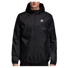Adicolor Trefoil Logo - Men's Hooded Windbreaker