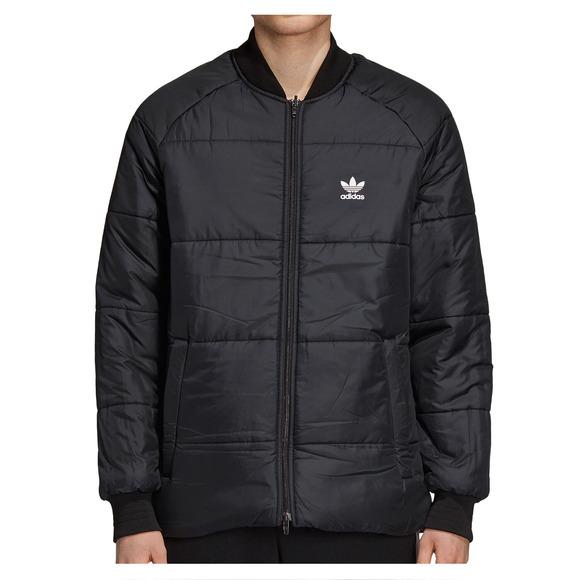 Pour Réversible Homme Manteau Reverse Originals Adidas Sst qxw0417W1X