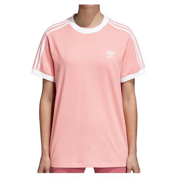d173a46d ADIDAS ORIGINALS Adicolor 3 Stripes - Women's T-Shirt | Sports Experts