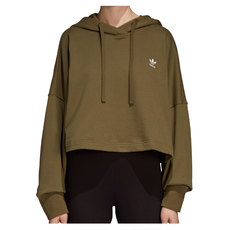 Styling Complements - Women's Cropped Hoodie