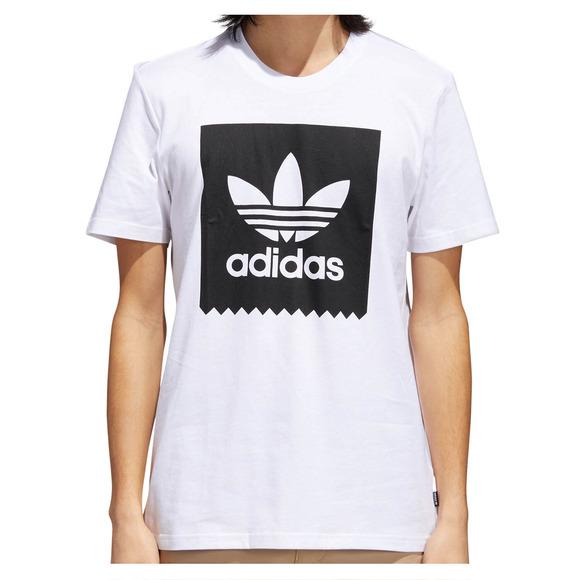 582683bce38c5 ADIDAS ORIGINALS Solid Blackbird - Men's T-shirt