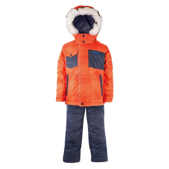 Gaspar Y - Ensemble de neige isolé pour petit garçon