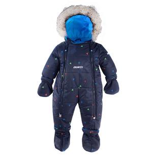 Charlie - Habit de neige isolé pour bébé