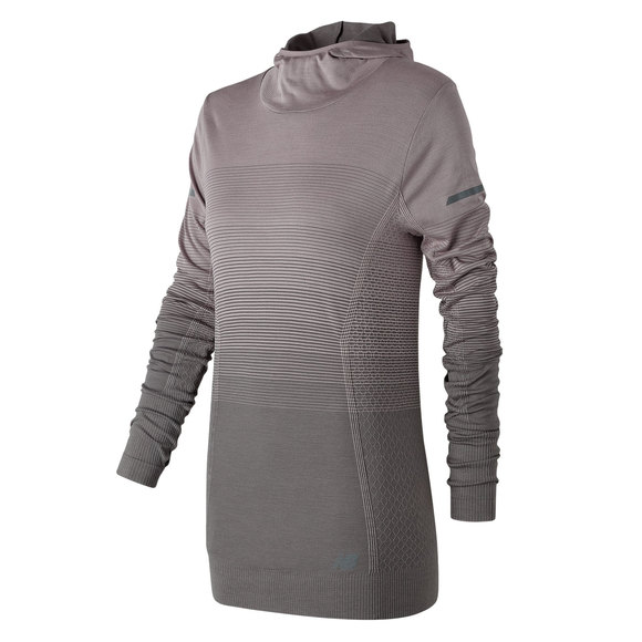 38d272728c945 NEW BALANCE Merino Ombre - Women's Hoodie | Sports Experts