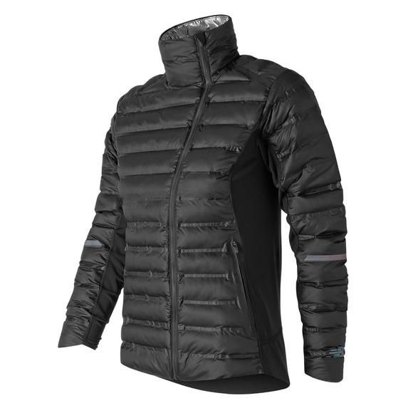 Radiant Heat - Manteau isolé pour femme