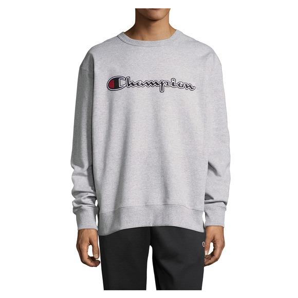 Graphic Powerblend - Men's Sweatshirt
