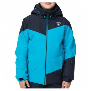 Ski Jr - Manteau isolé pour garçon