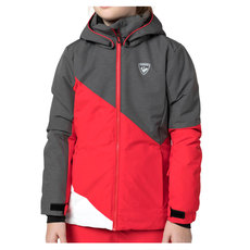 Heather Jr - Girls' Insulated Jacket