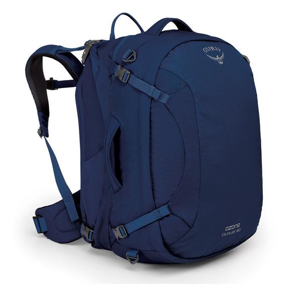 Ozone Duplex 60 - Combinaison sac à dos et sac de voyage pour femme