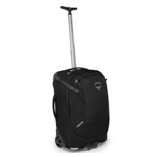 Ozone 42 - Wheeled Travel Bag With Retractable Handle