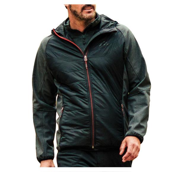 Aleneva II - Men's Hooded Softshell Jacket
