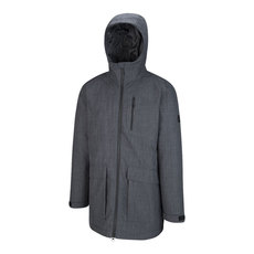 Nolan - Men's Hooded Down Parka
