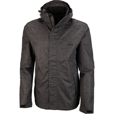 Terang II - Men's Hooded Rain Jacket