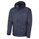 Terang II - Men's Hooded Rain Jacket   - 0